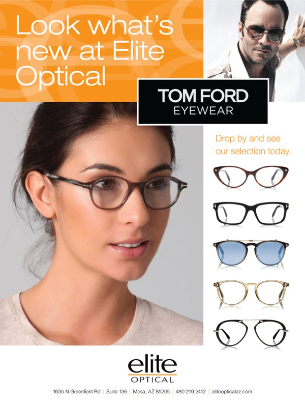 tom ford elite optical